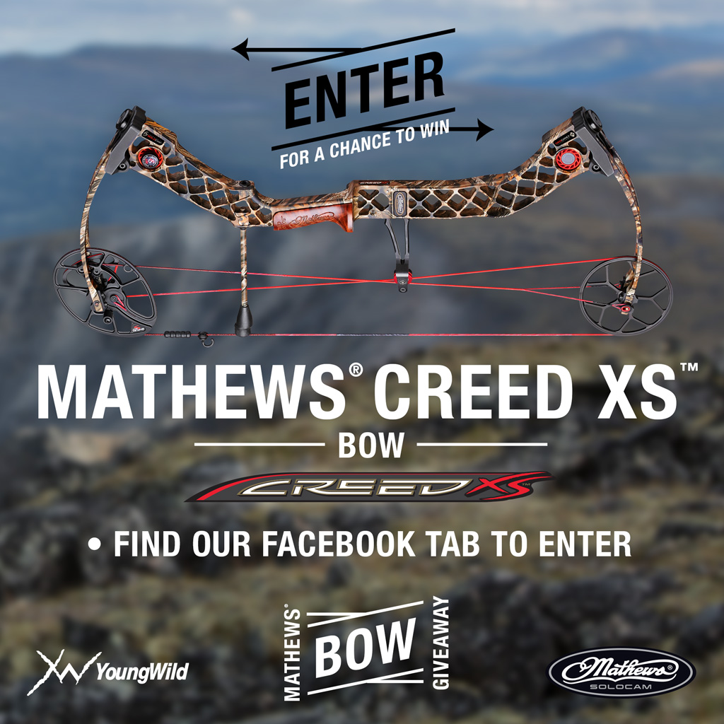 Yw Giveaway on Xs Mathews Creed
